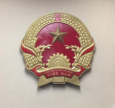 Vietnamese Consulate Seal